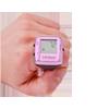 LifeSpan Multi-Function Digital Heart Rate Ring (Pink)