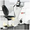 SCIFIT ISO7000R Recumbent Bike with Premium Seat