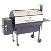 Green Mountain Grill Jim Bowie Choice WIFI - Stainless
