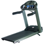 Landice L7 Treadmill with Cardio Control Panel (Orthopedic Belt)