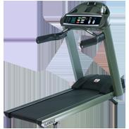 Landice L8 LTD Treadmill with Pro Trainer Control Panel