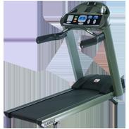 Landice L8 Treadmill with Cardio Control Panel - Floor Model
