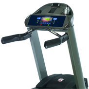 Landice L8 Treadmill with Executive Control Panel