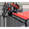 Legend LeverEDGE Unilateral Converging Flat Chest Press