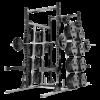 Matrix Magnum Double Half Rack 9'