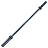 Body-Solid 7 ft. Olympic Bar - Black