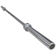 Body-Solid 7 ft. Premium Olympic Power Bar (stainless steel)