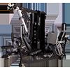Batca Omega 4 Multi-Station Leg Press