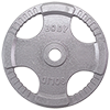 Body-Solid Steel Grip Olympic Plates - 35 Lb.