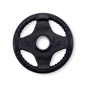 Body-Solid Rubber Grip Olympic Plate -  10 lbs.