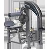 SportsArt Back Extension P732