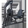 SportsArt Horizontal Leg Press P756