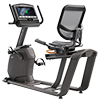 Matrix R30 Recumbent Bike with XIR Console