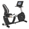 Landice R7 Recumbent Bike with Cardio Console
