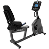 Life Fitness RS1 Recumbent LifeCycle with Track+ Console - Floor Model