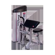 Body-Solid Pro Clubline Series II Arm Curl Machine