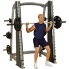 Body-Solid ProClub Line Counter-Balanced Smith Machine
