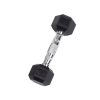 5 lb Rubber Coated Hex Dumbbell