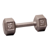 Body-Solid Cast Hex Dumbbell - 15 Lb.