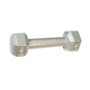 Body-Solid Cast Hex Dumbbell - 2 Lb.