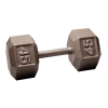 Body-Solid Cast Hex Dumbbell - 45 Lb.