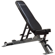 Body-Solid Pro Clubline FID Adjustable bench