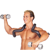 Body-Solid Shoulder Horn Harness - Medium