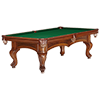 Brunswick Contender Sutton 8 ft Pool Table