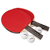 Brunswick 2 Player Table Tennis Set