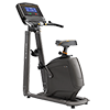Matrix U30 Upright Bike with XR Console