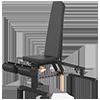 Matrix Varsity Series Mult-Adjustable Bench with Decline