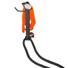 Torque Battle Rope Anchor Pole