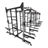 Torque 24' X 6' Siege Storage Rack - X1 Package