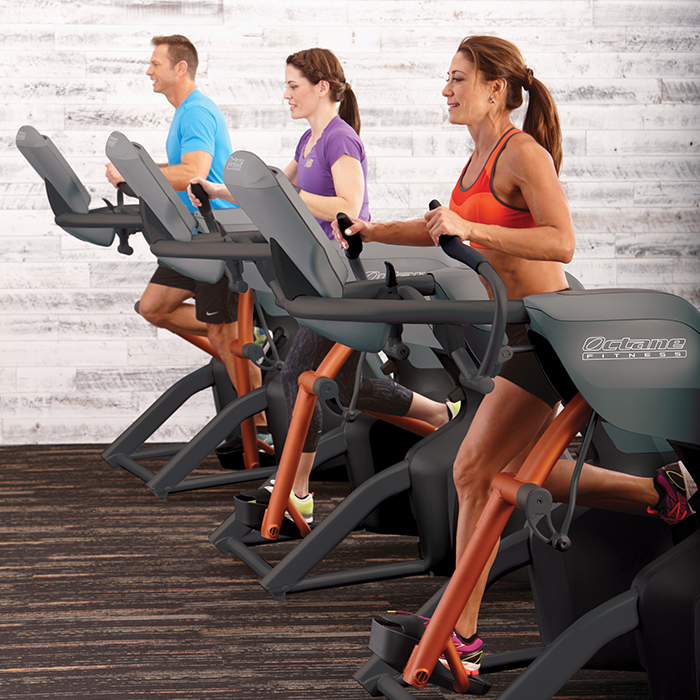 Octane Fitness ZR8000 Zero Runner with Standard Console