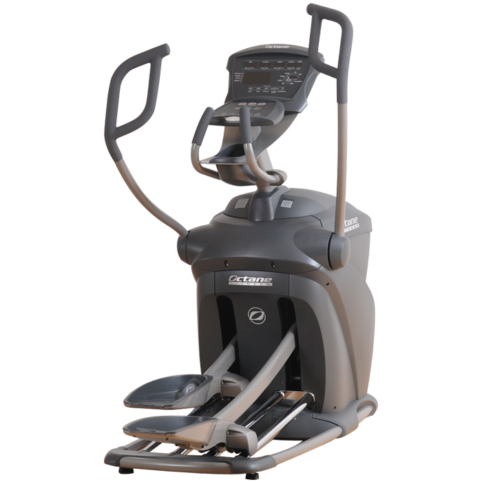 octane machine elliptical