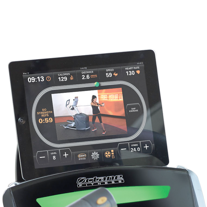 Octane Q37xi Home Elliptical