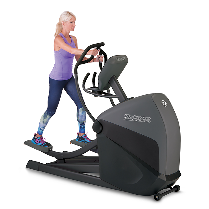 Octane XT4700 Elliptical with Smart Console