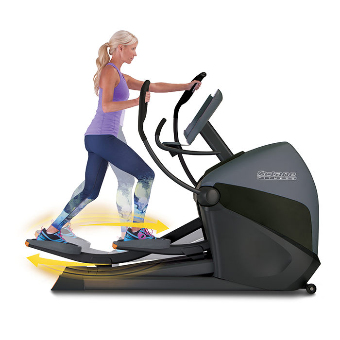 Octane Fitness XT4700 Elliptical with Standard Console