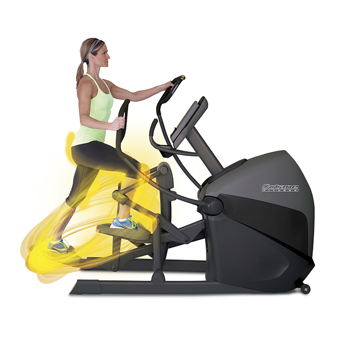 Octane XT-One Cross-Trainer with Standard Console