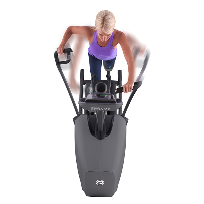 Octane XT-One Cross-Trainer with Smart Console