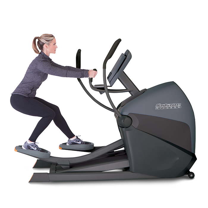 Octane XT3700 Elliptical with Standard Console