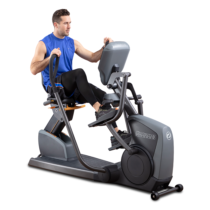 Octane Fitness xR6000 Seated Elliptical with Standard Console