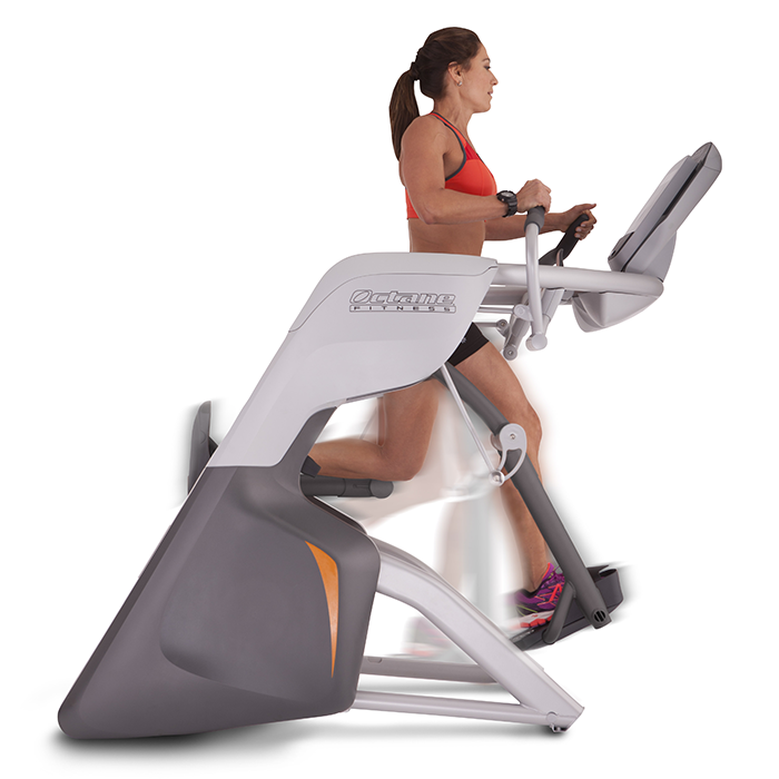 Octane Fitness ZR7000 Zero Runner with Standard Console