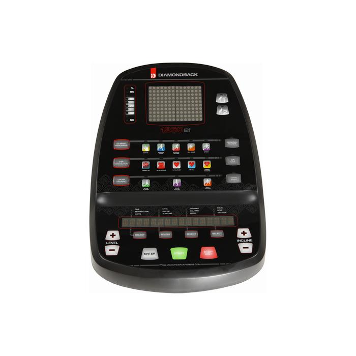 Diamondback Fitness 1260Ef Front Drive Elliptical