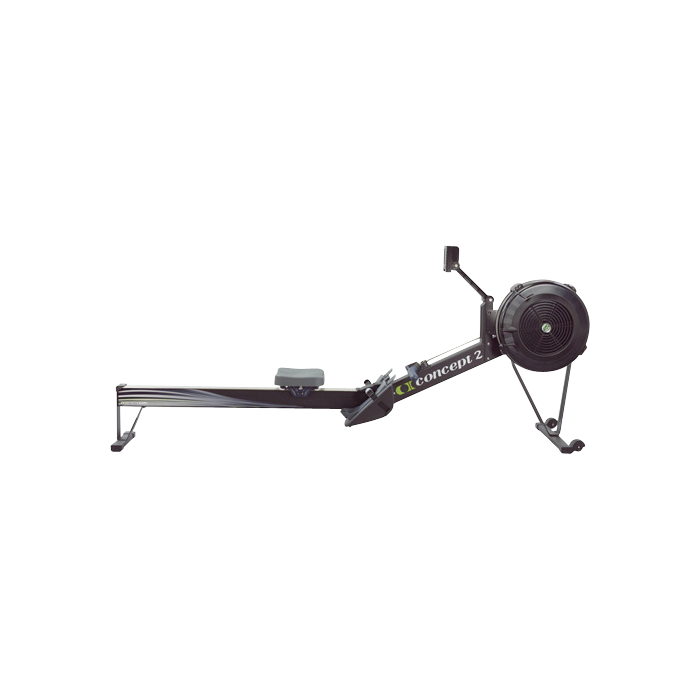 Concept2 Model D Rowing Machine with PM3 Console (Black Frame)