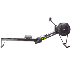 Concept2 Model D Rowing Machine with PM5 Monitor (Black)
