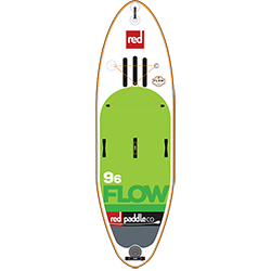 Red Paddle Co 9ft 6in Flow MSL SUP