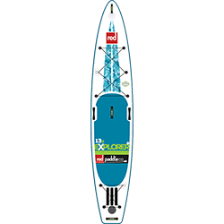 Red Paddle Co 13ft 2in Explorer MSL SUP
