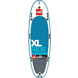 Red Paddle Co 17ft 0in Ride L MSL SUP