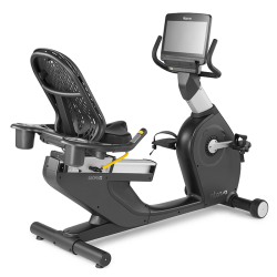 Intenza 550 Entertainment Recumbent Bike